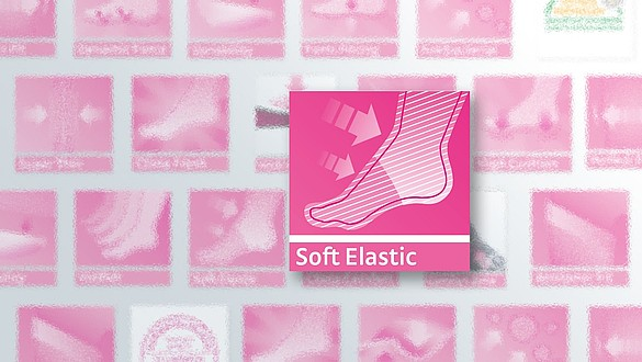 Soft Elastic - more comfort in wear - Soft Elastic - more comfort in wear