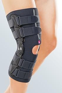 soft knee orthosis stabilization sideband