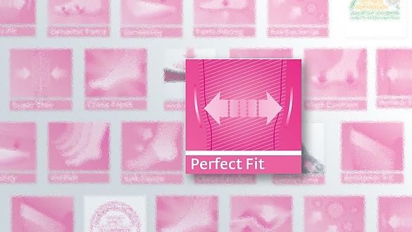 Perfect Fit - Para una dosificación precisa de la compresión - Perfect Fit - Para una dosificación precisa de la compresión