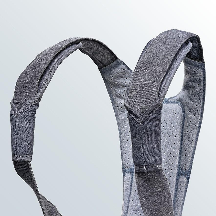 El sistema de cintas y la ortesis de espalda Spinomed®
