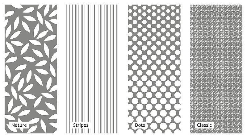 Cuatro nuevos modelos para una mejor sensación óptica y háptica